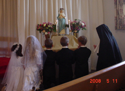 First Communion 2008